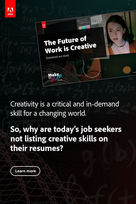 The Importance of Creativity and Soft Skills