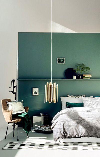 parete verde camera da letto - Cerca con Google, #Camera ...