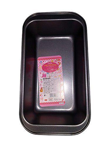 Daiso Japan Non Stick Loaf Pan Pound Cake Mold Medium Sized