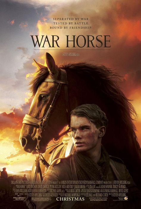 Caballo de Batalla (War Horse), de Steven Spielberg, 2011