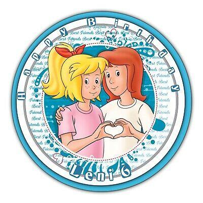 Tortenaufleger Esspapier Tortenfoto Oblaten Geburtstag Tortenbild Bibi Und Tina Bibi Und Tina Torte Tortenaufleger Torte Mit Foto