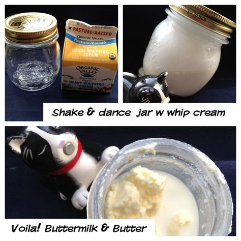 #DIY Butter #Recipe.  Have you tried?