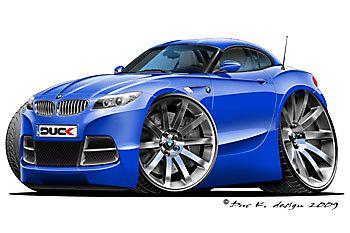 Gallery Category Bmw Car Cartoon Art Cars Bmw Art