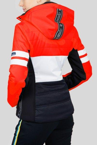 Sportalm Women Towey Jacket Fiery Red in 2019 | Sportalm