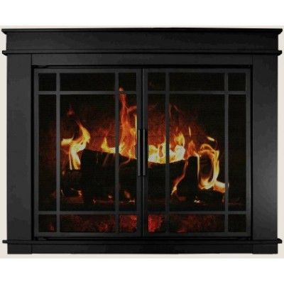 The Mercadonia For Masonry Fireplaces Fireplace Doors Glass Fireplace Fireplace Glass Doors