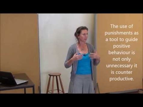 The peaceful parenting approach to discipline without punishment with Genevieve Simperingham