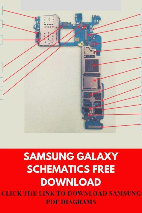 Samsung Galaxy Motherboard Pdf Diagrams