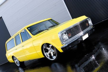Chevrolet C10 Suburban