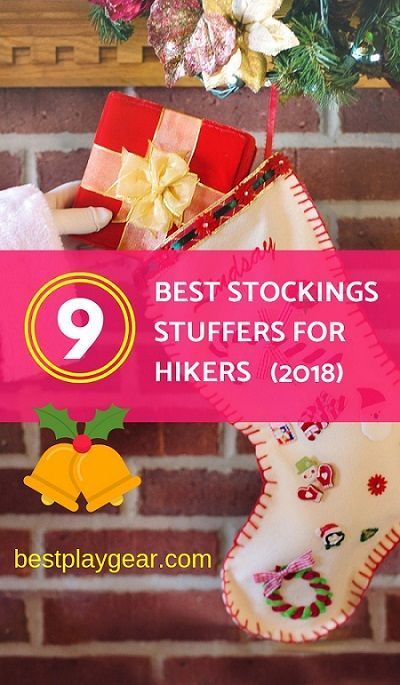 Top 12 Best Stockings Stuffers For Hikers In 2020 Best Stocking