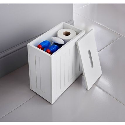 Maine Bathroom Storage Unit In 2020 Bathroom Storage Units Bathroom Storage Boxes White Bathroom Storage