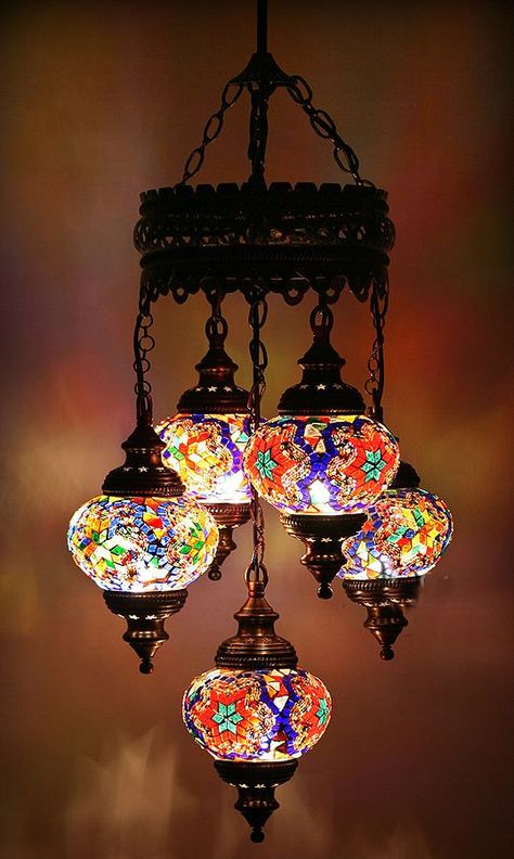 HANDMADE TURKISH MOROCCAN HANGING MOSAIC LAMP    direct sales from the manufacture    Mosaic lamps, tinted glass over the diamond-shaped cut