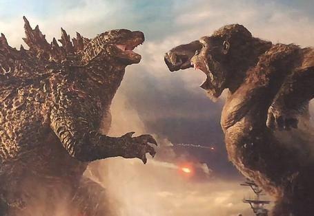 Cirirc Video In 2021 Godzilla Vs Godzilla Kong Movie
