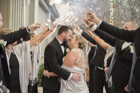 Photography by: Boswick Photography . . . . . #love #justmarried #downingtowncountryclub #downingtown #downingtownweddings #chestercounty #chestercountyweddings #ronjaworskiweddings #downingtowncountyclubweddings #countryclubweddings #tiedtheknot #bride #groom #married #weddingphotography #photography #sparklers