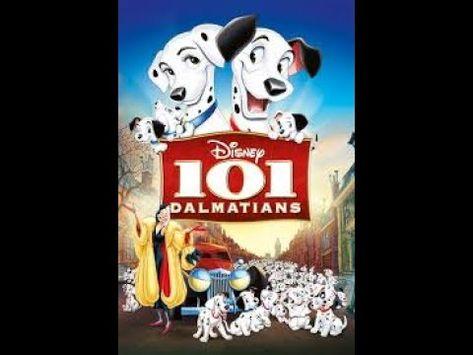 101 Dalmatians Fu Ll Eng Disney 1961 Youtube 101 Dalmatians
