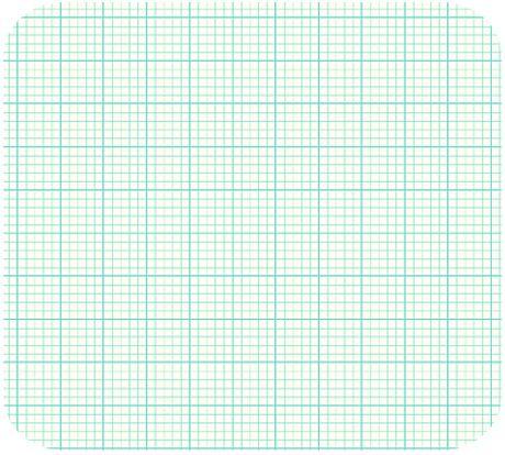 graph paper printable 85x11 full sheet Graph Paper Fabric - hexagonal graph paper template