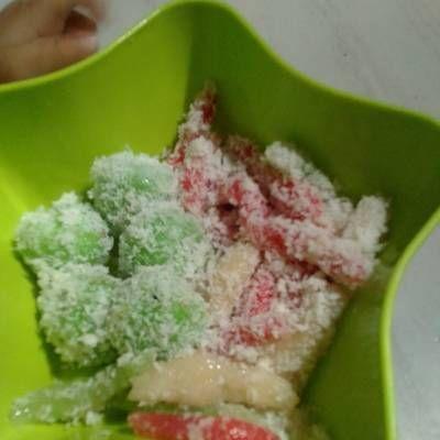 Klepon Ketan Gula Merah Kenyal No Kapur Sirih Gula Resep