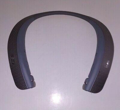 Lg Tone Studio Hbs W120 Bluetooth Wearable Personal Speaker In 2020 Wearable Fitbit Earphone