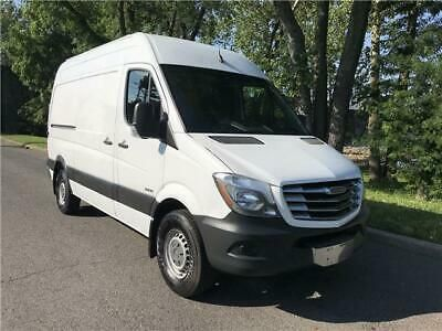 Ebay Advertisement 2014 Freightliner Sprinter Cargo Vans Hightop