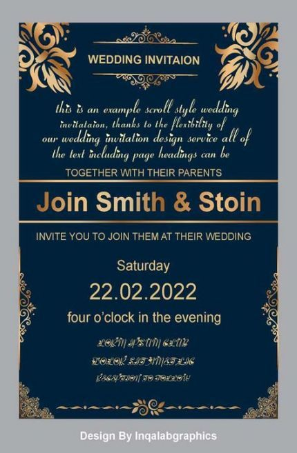 52 Ideas For Hindu Wedding Card Template Marriage Invitation Templates Hindu Wedding Cards Wedding Invitation Templates