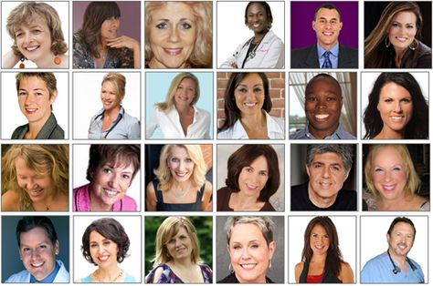 Meet The Menopause Health and Wellness Summit featured presenters.  www.themenopausesummit.com