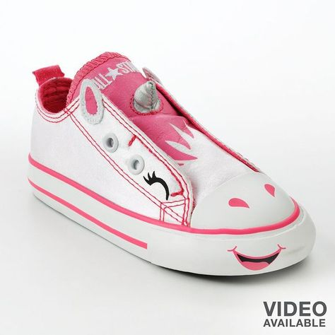 12940d6194ea8a Converse chuck taylor all star unicorn shoes - toddlers  thestylecure.com