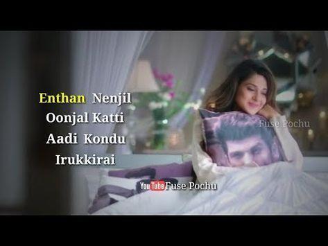 Pin By Aiswarya Sas On Lyrics With Images Love Status Love Status Whatsapp Tamil Video Songs