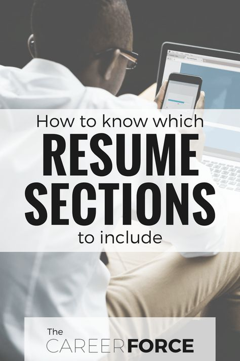 Resume Section Tips Every resume should include a few mandatory - resume education section