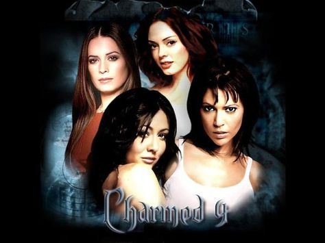 Charmed...preferred it when Shannen Doherty was in it.  Have all the box sets!