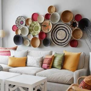 Wall Behind Sofa Decorating Ideas Google Search Wall Decor