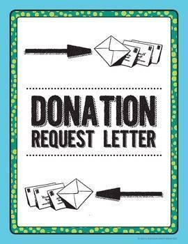 Here Are Some Helpful Tips For Writing A Donation Request Letter