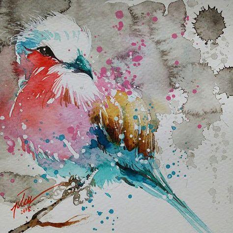 bird abstract