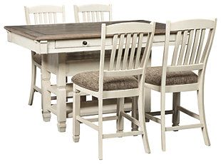 15+ Bolanburg counter height dining room table Best