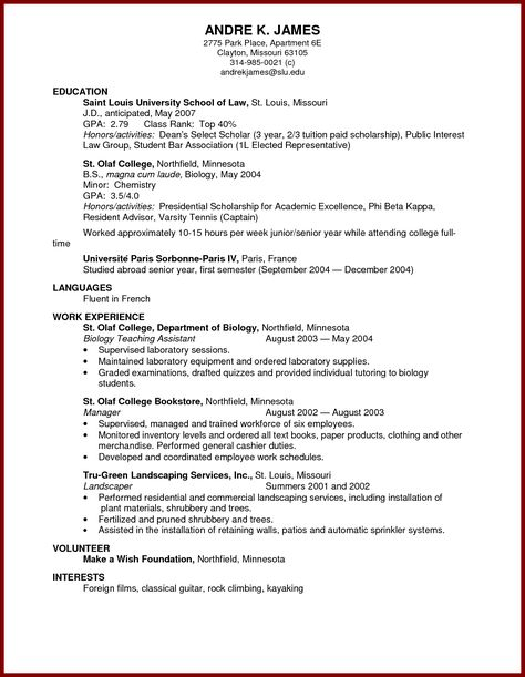 Writing a statement of work template How to Generate a Thesis - landscaper resume