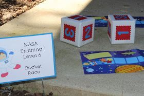 Pin On Kindergeburtstag Weltraumparty