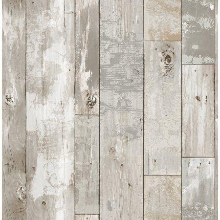 A Street Prints Deena Distressed Wood Wallpaper Walmart Com Distressed Wood Wallpaper How To Distress Wood Wood Wallpaper
