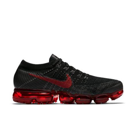 Mens Nike Air VaporMax Flyknit 2. 0 W Running Shoes Burgundy Gold Navy Blue 942842 601 942842 601