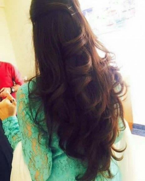 Girl Hairstyle Dp In 2020 Hair Styles Long Hair Pictures Cool Hairstyles