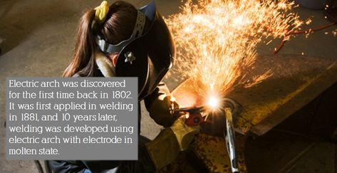 A small interesting world around welders, welding and the like for everyone to dive into.