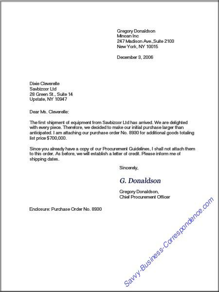 This Is An Example Of What Type Of Letter Format Business Letter Format Business Letter Sample Business Letter Layout
