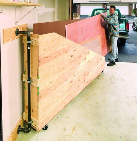 10 Shop Organization Tips   Popular Woodworking Magazine
