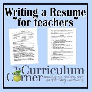 33 best teaching images on Pinterest   Teacher resumes, Resume ...