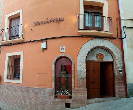 Casa Rural Mundobriga En Aragon Otro Lugar Perfecto Si Haceis Un