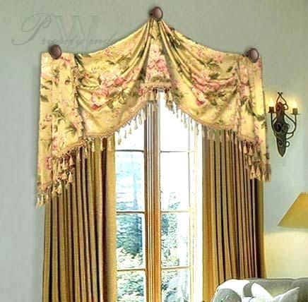 Brainy Curtains Valances And Swags Pics Inspirational Curtains