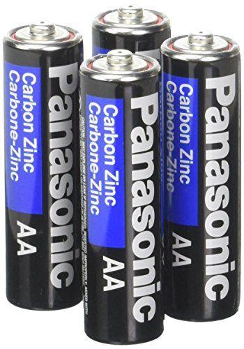 Panasonic Heavy Duty Aa Battery 4 Pack Lovely Novelty Panasonic Zinc Heavy Duty