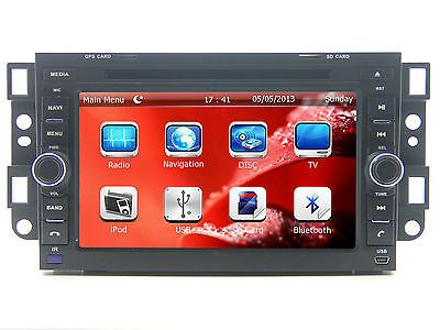 376 00 Touchscreen Gps Navigation Car Radio Stereo Dvd Player For Chevrolet Aveo T200 Interchange Part Number 2 Way Radio Other Part Number Gps Navigation