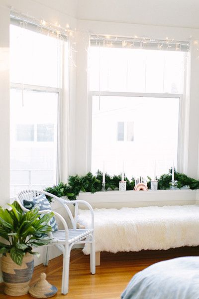 Peak Hygge - How Lonny Editors Decorate Their Homes For The Holidays - Photos