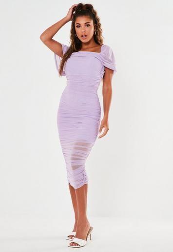 Women's Lilac Dresses