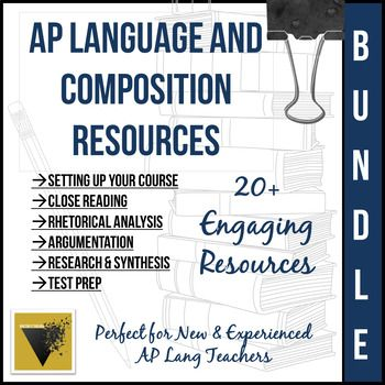 Looking To Add New Ap Language And Composition Resources To Your