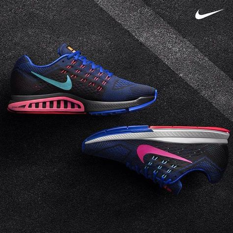 new styles 89de2 c32be Stability has never been faster in the all new Nike Air Zoom Structure 18.  Head into Road Runner Sports and grab you a pair!