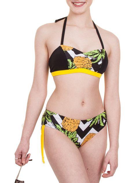Jalie Bikini Pattern 3671 - GIGI - View A with low-waist bottom